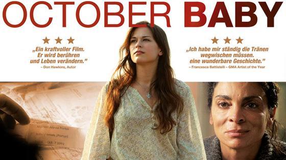 Filmvorstellung Lesezeit 3 Min October Baby