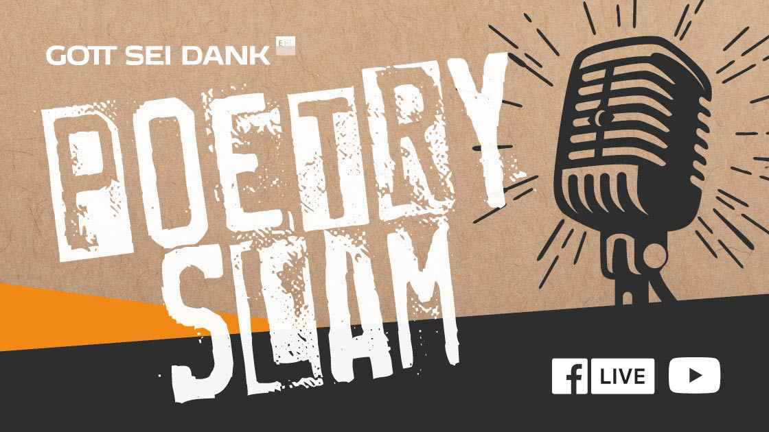 """Gott sei Dank"" Poetry Slam 2019"