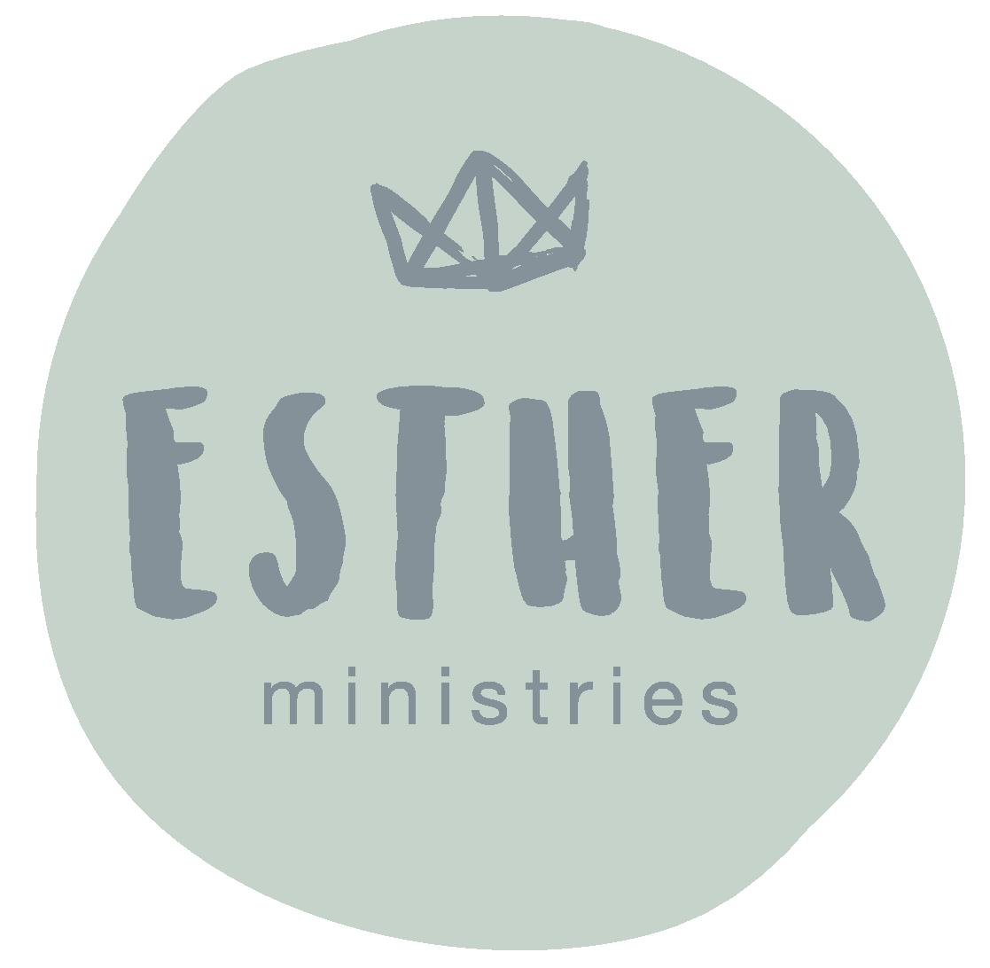 Logo Esther Ministries