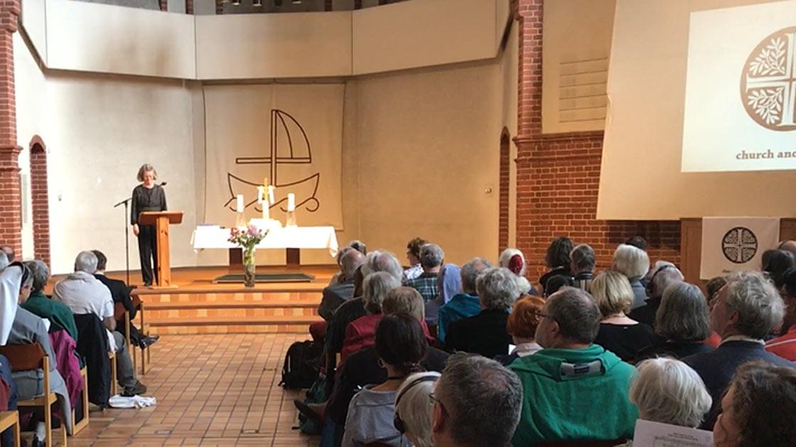 Festakt in Berlin zu 70 Jahre Church and Peace (Bild: Ruben Sečen)