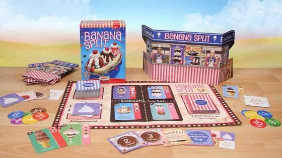 "Spielrezension ""Banana Split"""
