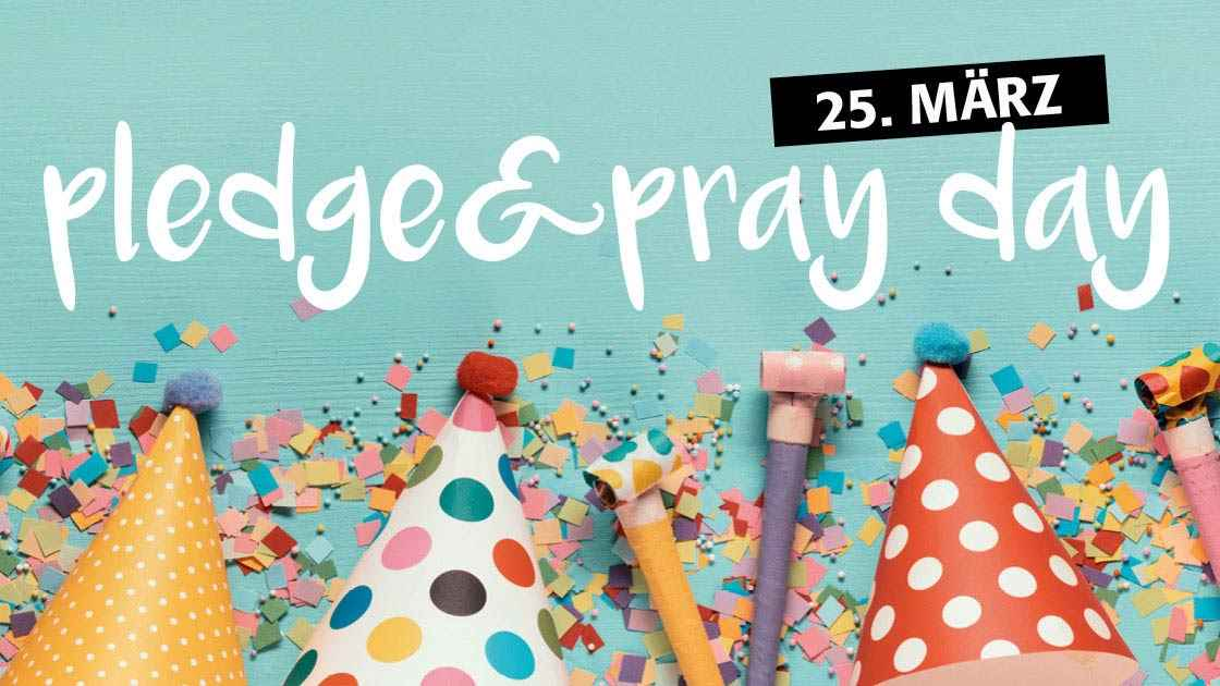 ERF Pop Pledge & Pray Day