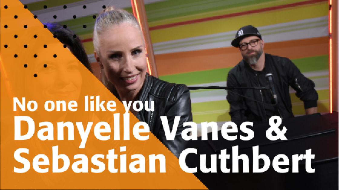 "Vorschaubild: Sebastian Cuthbert & Danyelle Vanes mit ""No one like you"""