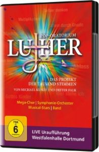 Pop-Oratorium Luther - DVD