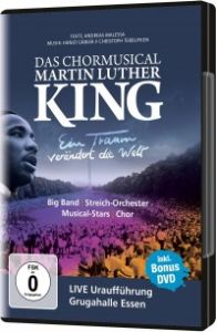 Martin Luther King - Das Chormusical - DVD