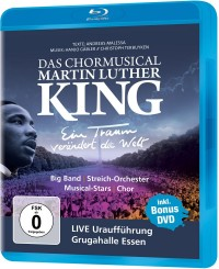 Martin Luther King - Das Chormusical - (Blu-Ray)